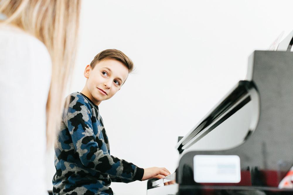 Corsi di Pianoforte scuola di musica Arsmusica