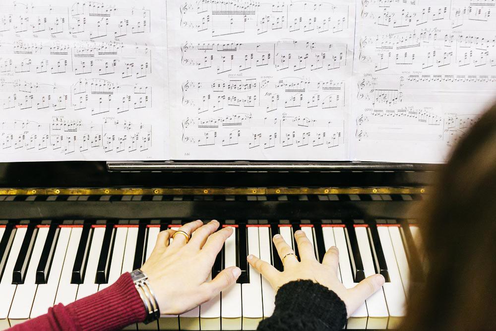 corsi di pianoforte scuola musicale Arsmusica
