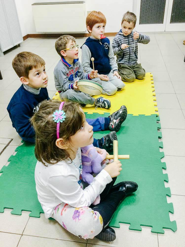 corso di propedeutica musicale Scuola Musicale ARS Musica Chiaravalle