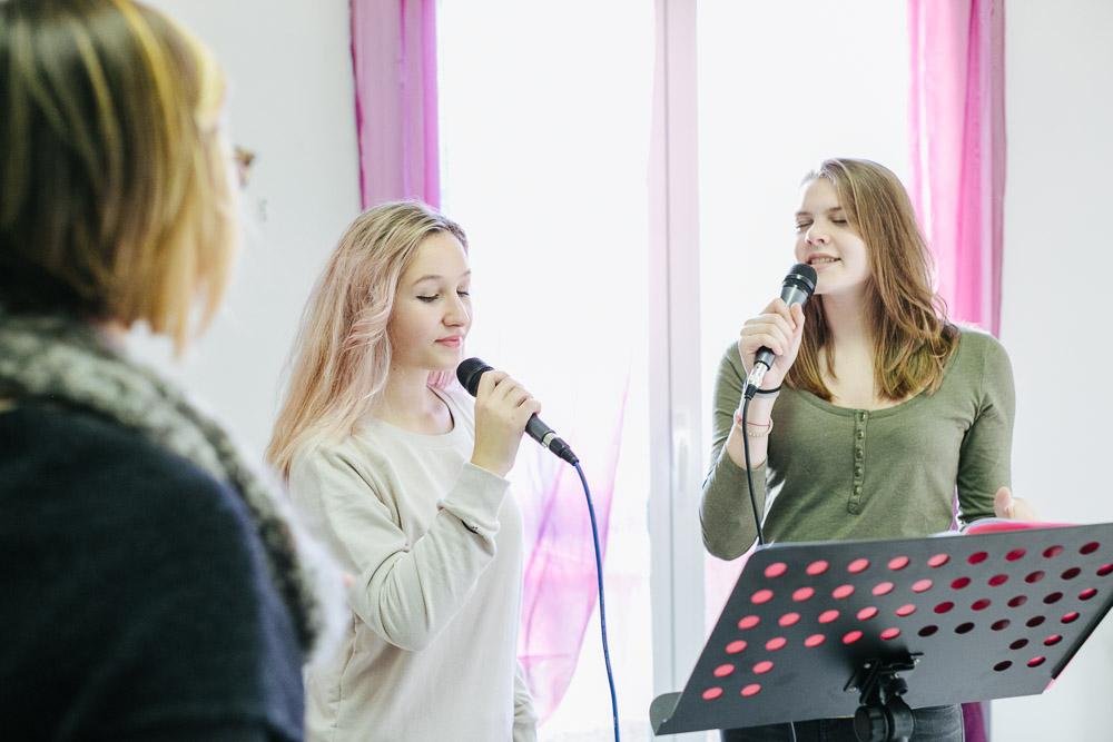 corsi di canto moderno scuola musicale ARS Musica