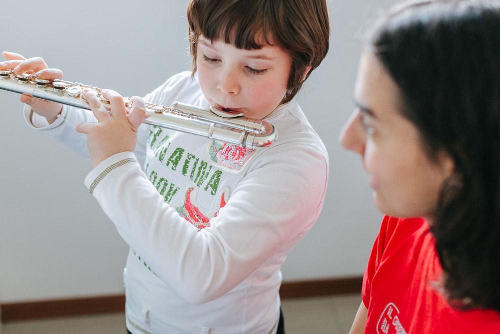 corso di Flauto scuola musicale ARS Musica