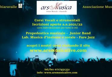 Ars Musica a.s. 2021/22